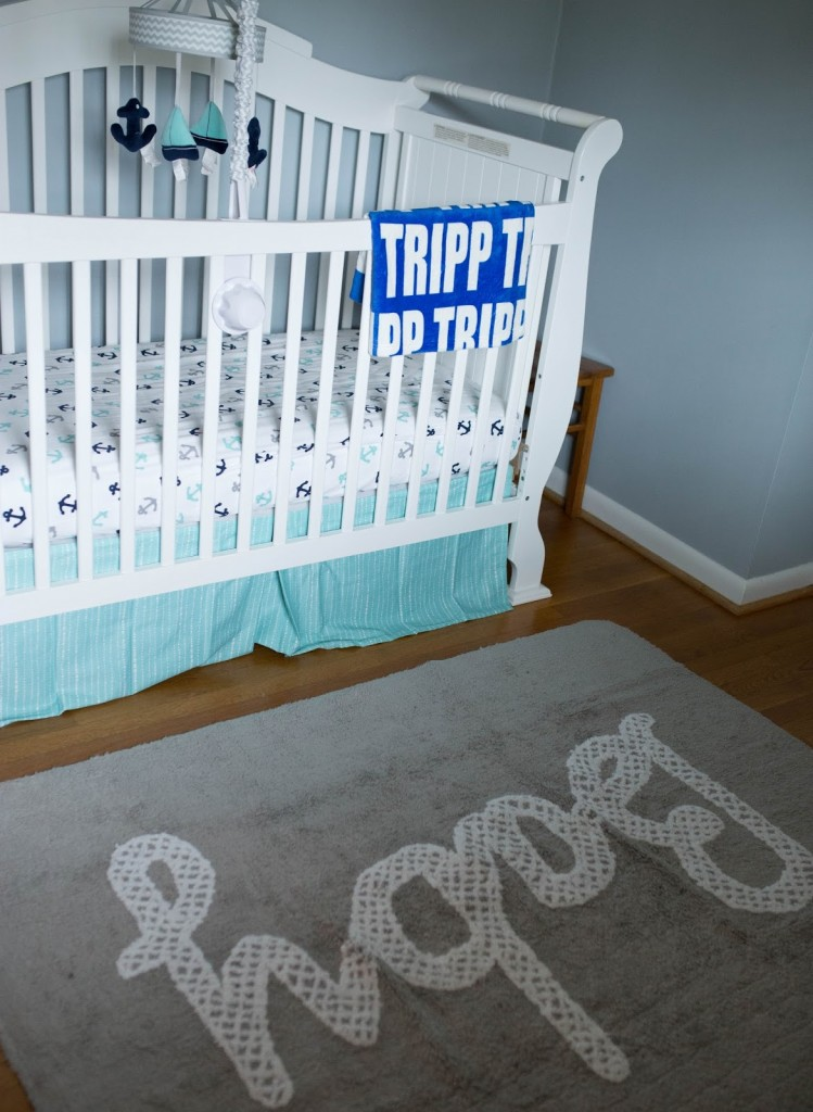 Nautical rugs for nursery