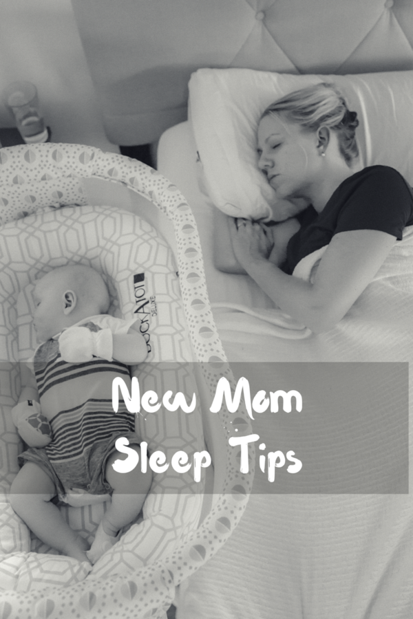 New Mom Sleep Tips [Owlet Review] by Atlanta blogger Casual Claire