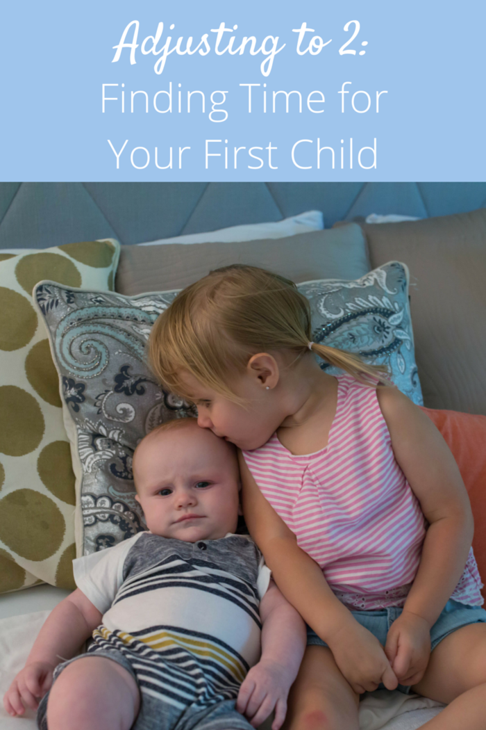 Adjusting to 2: Finding Time for Your First Child