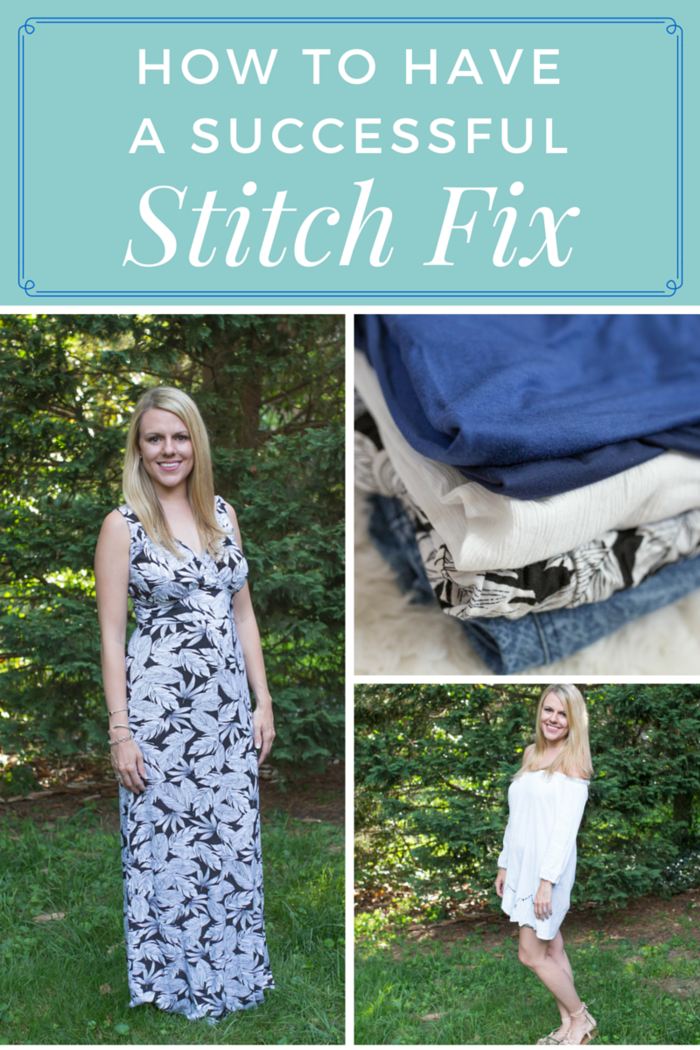 How to have a successful Stitch Fix and trying on everything in my June Fix!