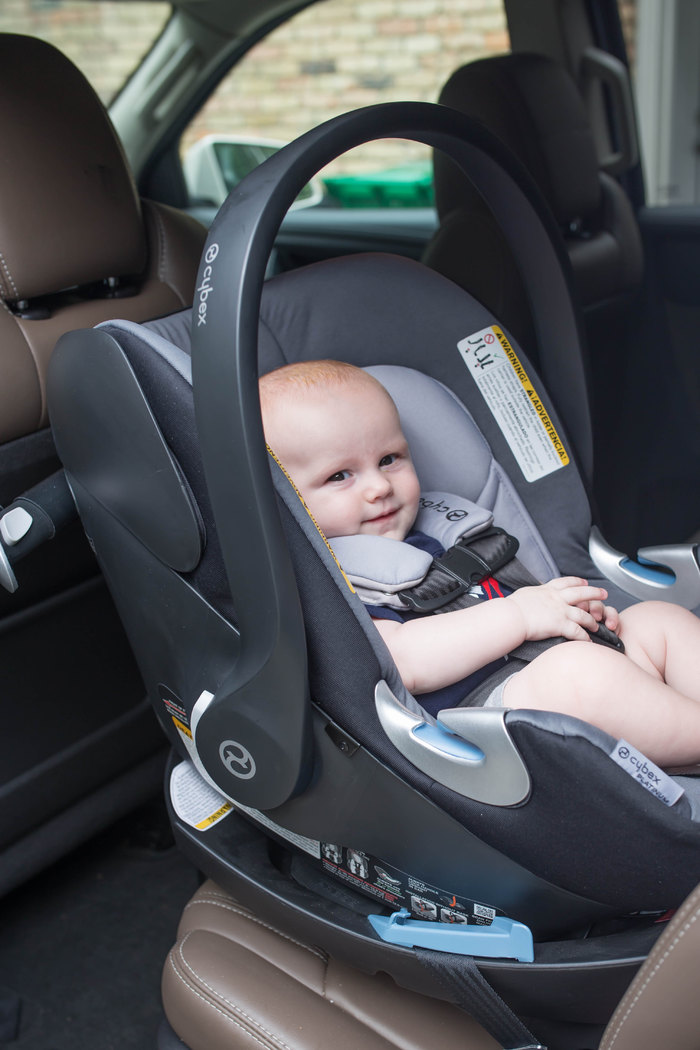 Cybex Aton Q infant car seat - supposed to be the safest and most comfortable one!
