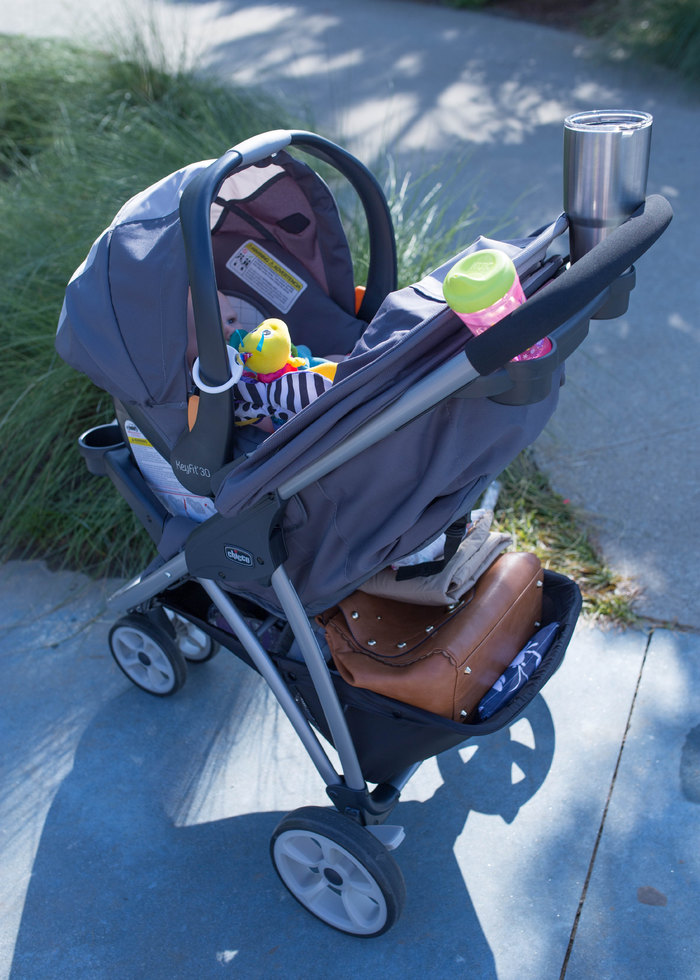 The top family friendly spots in Atlanta and a Chicco Viaro Travel System giveway (worth $349.99)!