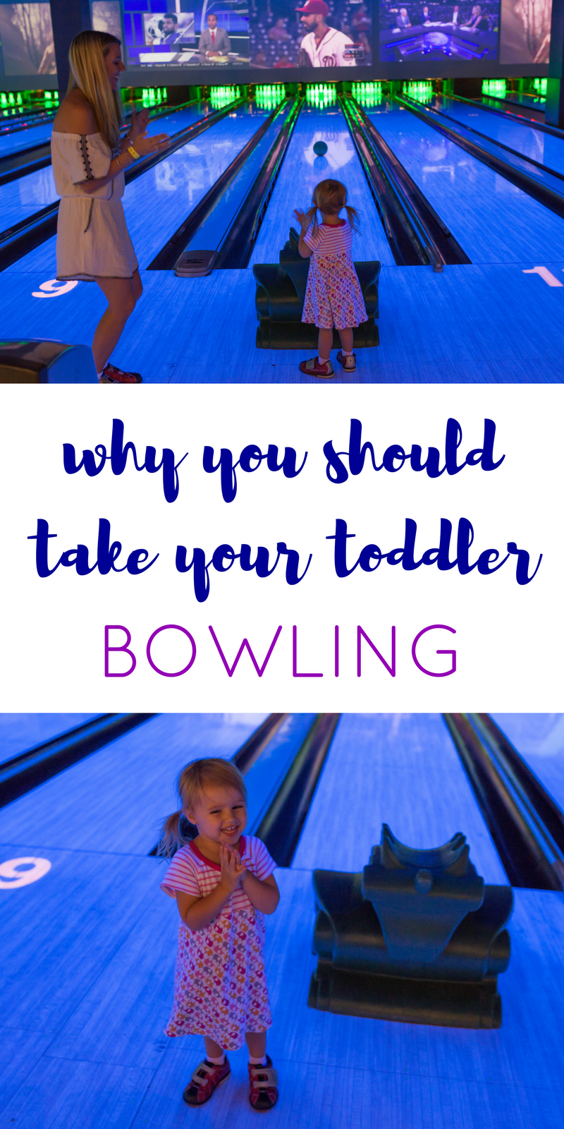 Why You Should Take Your Child Bowling