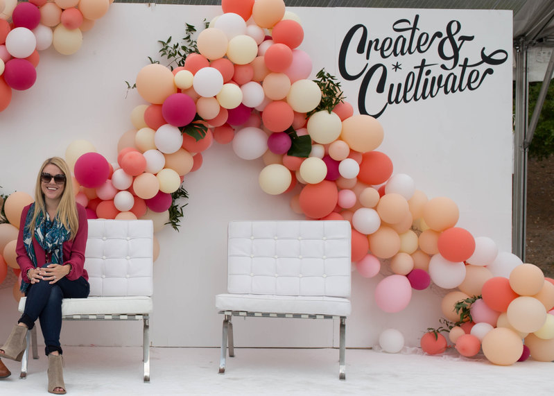 Create + Cultivate Conference - great for influencers and creatives!