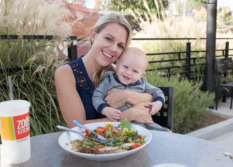 Why you should take babies out to eat!