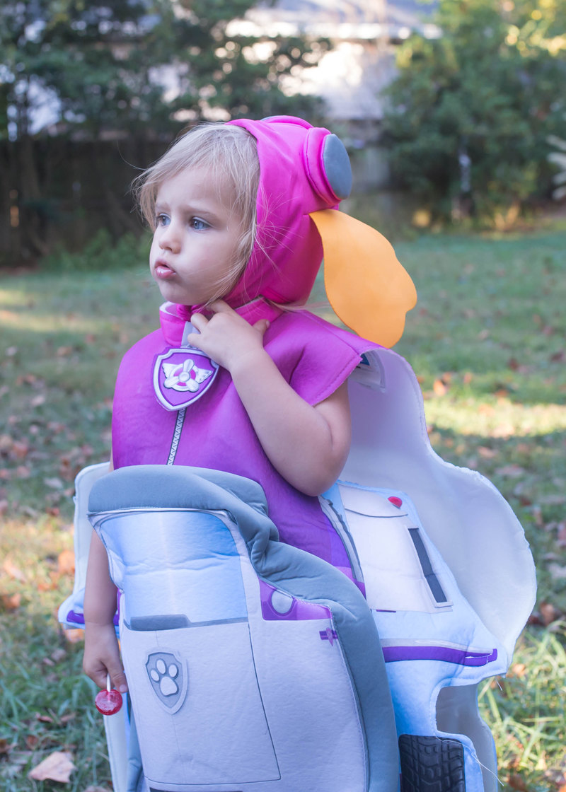 last minute toddler costume ideas - casual claire