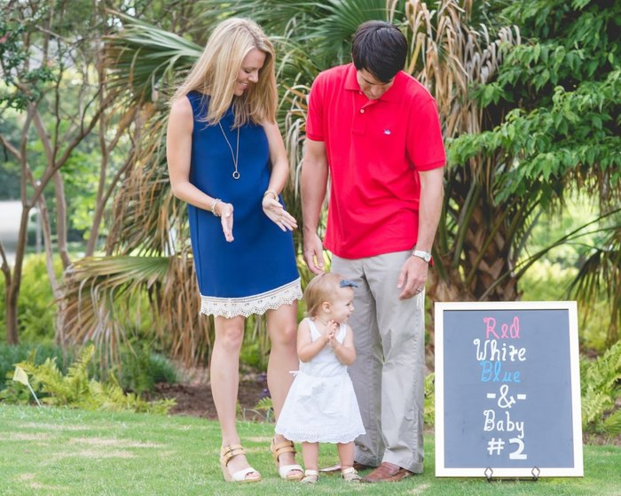 Lifestyle and Food Blogger Claire Cervino and her family
