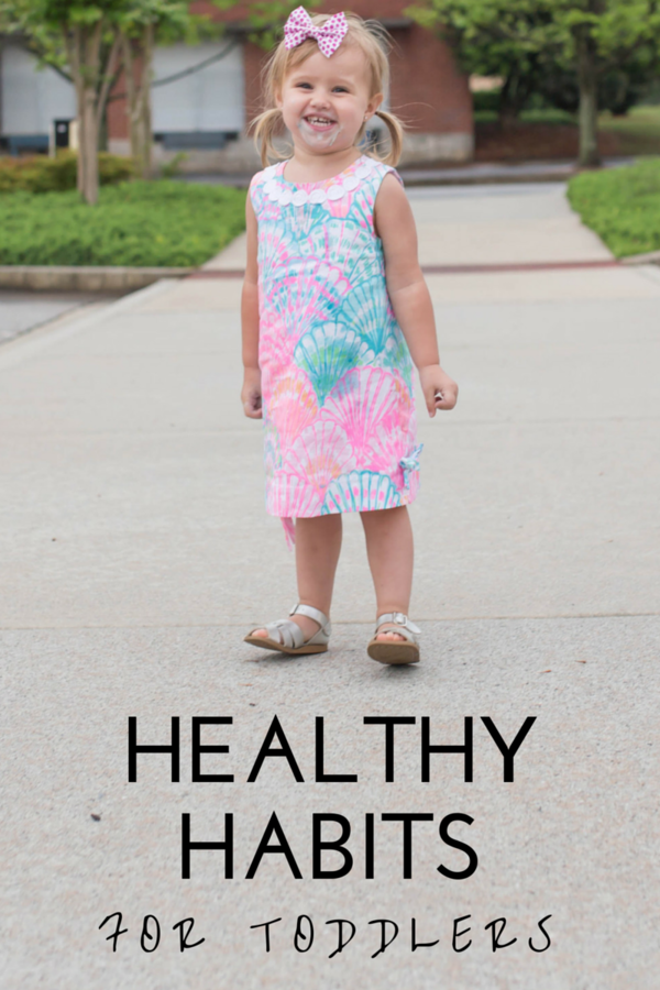 Healthy Habits for Toddlers