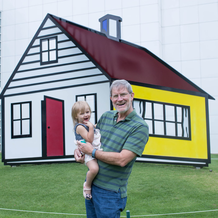 Atlanta's High Museum - lots to do with toddlers!
