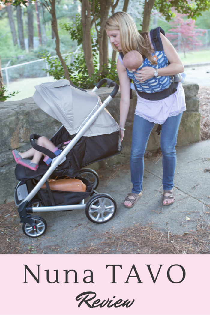 The Ultimate Nuna TAVO Stroller Review by Casual Claire