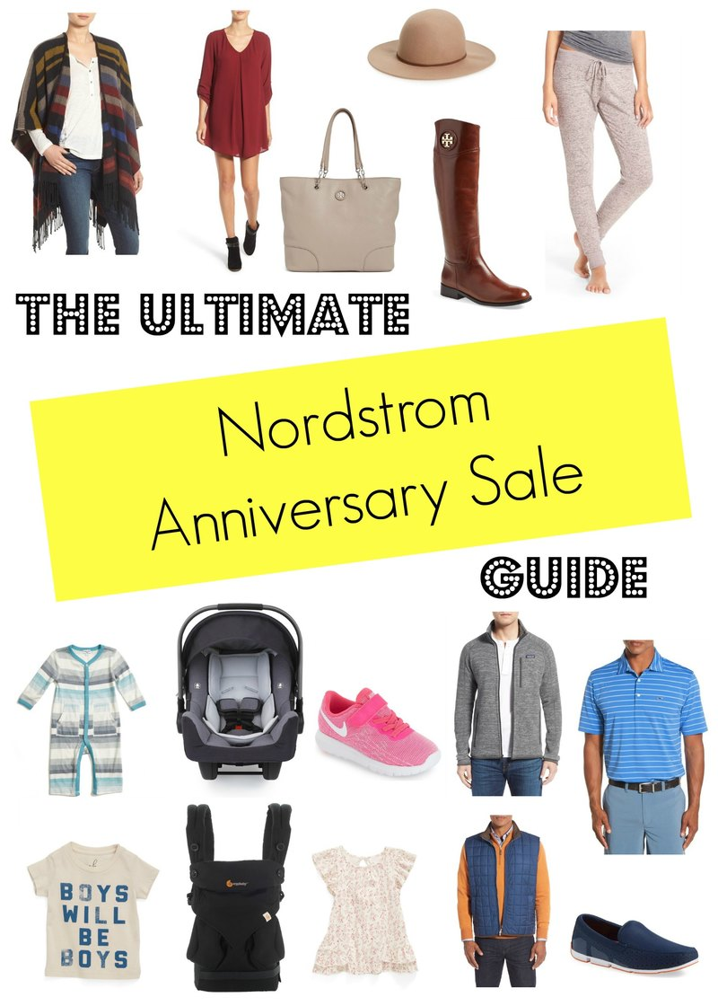 The Ultimate Nordstrom Anniversary Sale Guide