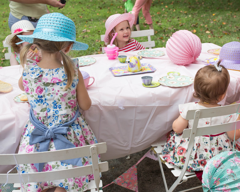 The Perfect Toddler Tea Party by Atlanta blogger Casual Claire