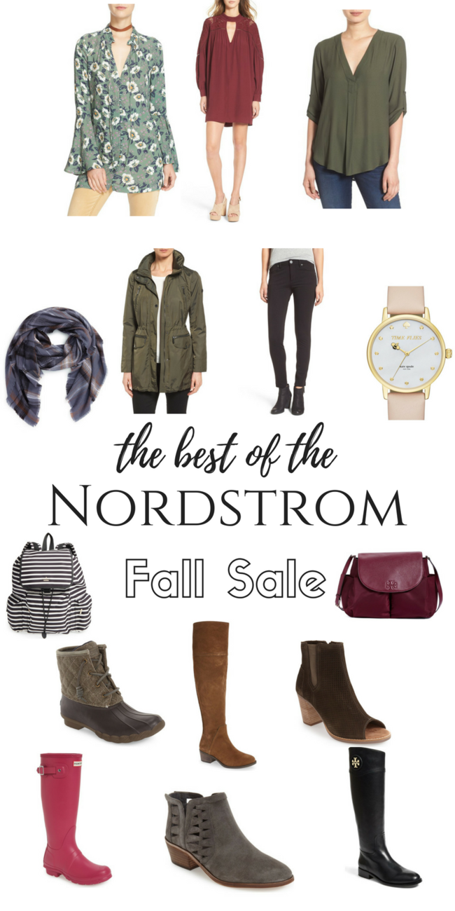 The best of the nordstrom fall clearance sale!